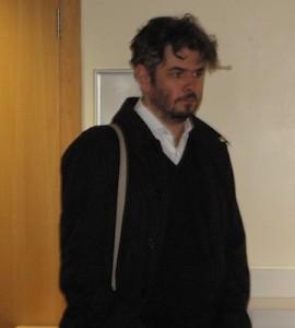 David Herd, at Kent University